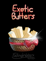 Exotic Butters by FallingWaterx