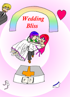 Wedding Bliss Cover by Hipper-Reed