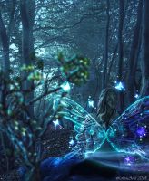 Glowing Fairy by Lolita-Artz