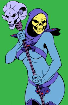 Skeletrix By Marianonavarro by Kenkira