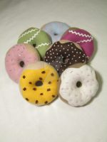Donuts Time! by PlushWorkshop