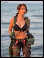 Quiet Cosplay - MGS by LadyDaniela89
