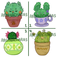 [CLOSED] Cactipums! by Arcanabean