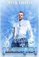 The Iceman mini poster by Photopops