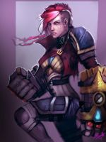 VI by Aths-Art