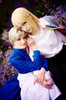 Howl's Moving Castle - On Your Shoulder by aco-rea