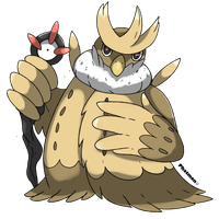 Mega Noctowl UPDATED