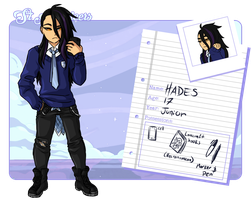 Hades School App by DawnoftheBlueMoon