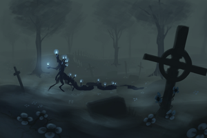Gravecreeping by ToothlessEgo