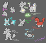 Cafluffle Upgrades by Kandy-Cube