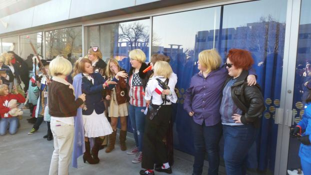 second day at Sac-Hetalia meetup-FrUs 1 by ArthurJones93