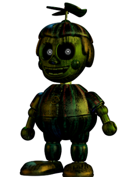 Filler - UCN Troll Game Phantom BB by FreddleFrooby