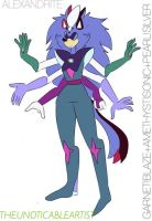 CO:. Blasilvonic!Alexandrite by TheUnoticableArtist
