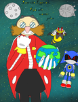 I am the Eggman. SonicBoom by EvilGirl3207