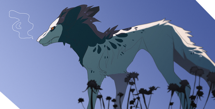 Bluer Skies by Lordfell