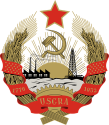 United Socialist Council Republics of America by Regicollis