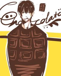 Chocolate by Shiro-Halilintar