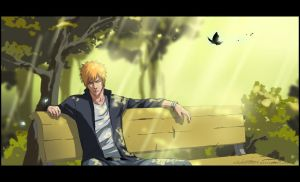 BLEACH: Butterfly by Sideburn004