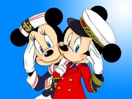 Disney Cruise Line by hat-M84