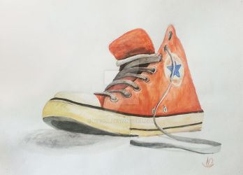 Converse by niC00L