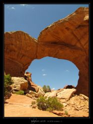 Broken Arch by Crooty
