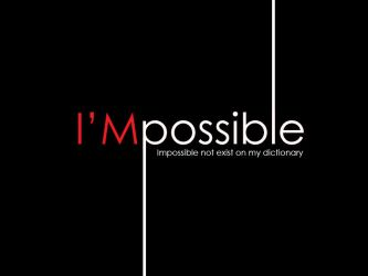 impossible by formalART