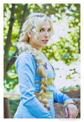 Fairytales Project:Rapunzel by TheLily-AmongThorns
