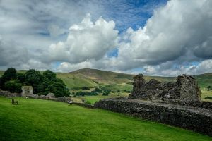 Castle Walls by CharmingPhotography