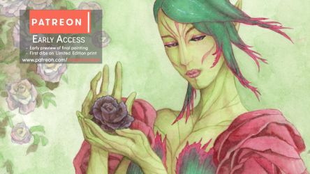 Early Access Preview: The Rose Seelie by AngelaSasser
