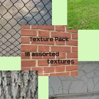Texture Pack by moonfreak-stock