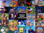 ToonEGuy's favorite cartoon shows by ToonEGuy