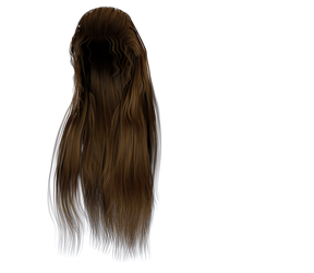 Stock Hair Images #5 long brown front wavy by madetobeunique