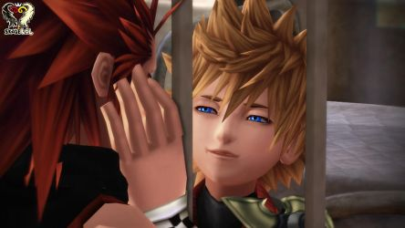 [MMD KH] Silent Hearts 2 - Ventus' Cell | 700 SUBS by Skadelol