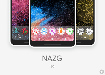 NAZG - Android Icon packs by link6155