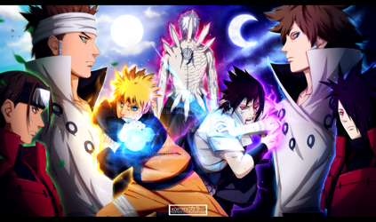 Naruto Shippuuden Opening 15 [commission] by Kortrex