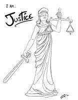 Justice simple by deraile07