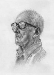 Old man by chvacher