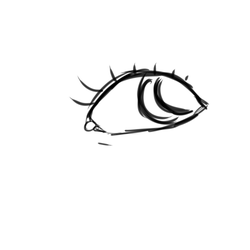 Eye Blink Animation by NicolaCola