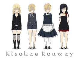 Kisekae Runway - Random Assortment #1 by Cheyenneskye