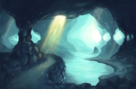 Cave by wudupcheese