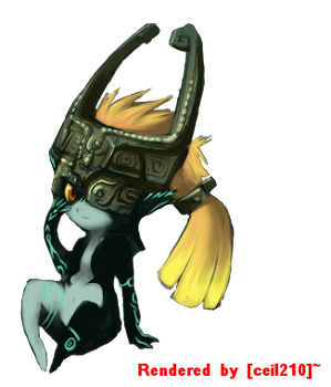 Midna by ceil210