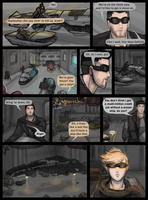 Hunter and Thief, Page 22 by Drakarra