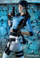 Jill Valentine BSAA Costume by SophieValentineCos