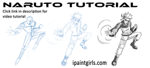 How to Draw Naruto by discipleneil777
