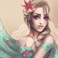 Frozen Fever by HalChroma