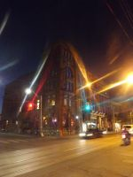The Gladstone At Night #2 by Neville6000