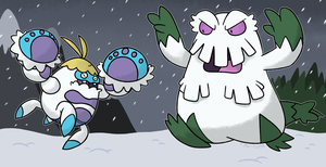 Abominable Battle