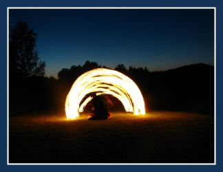 Fire Painting no. 2 by zigam