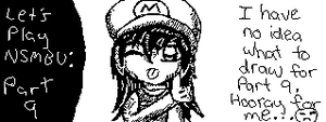 Miiverse Doodle #32 - What to Call This? by ChibiSkeven