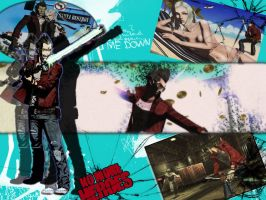 No More Heroes Wallpaper by 17YD